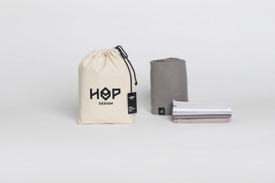 hop design posciel