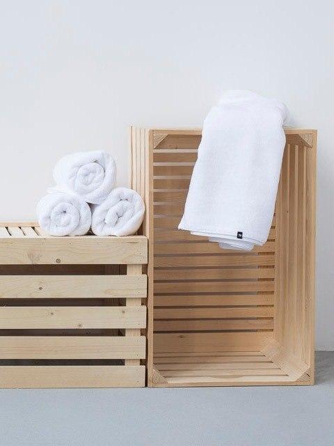 Ręcznik z czystej bawełny 70x140 cm – 500g (biały)