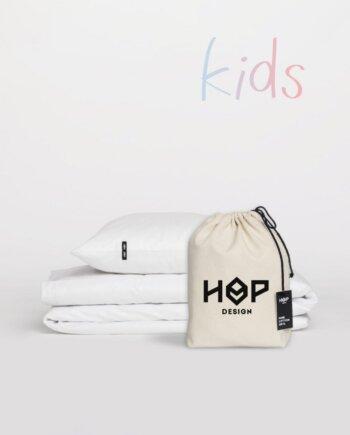 Pościel dla dzieci - PURE (biała)