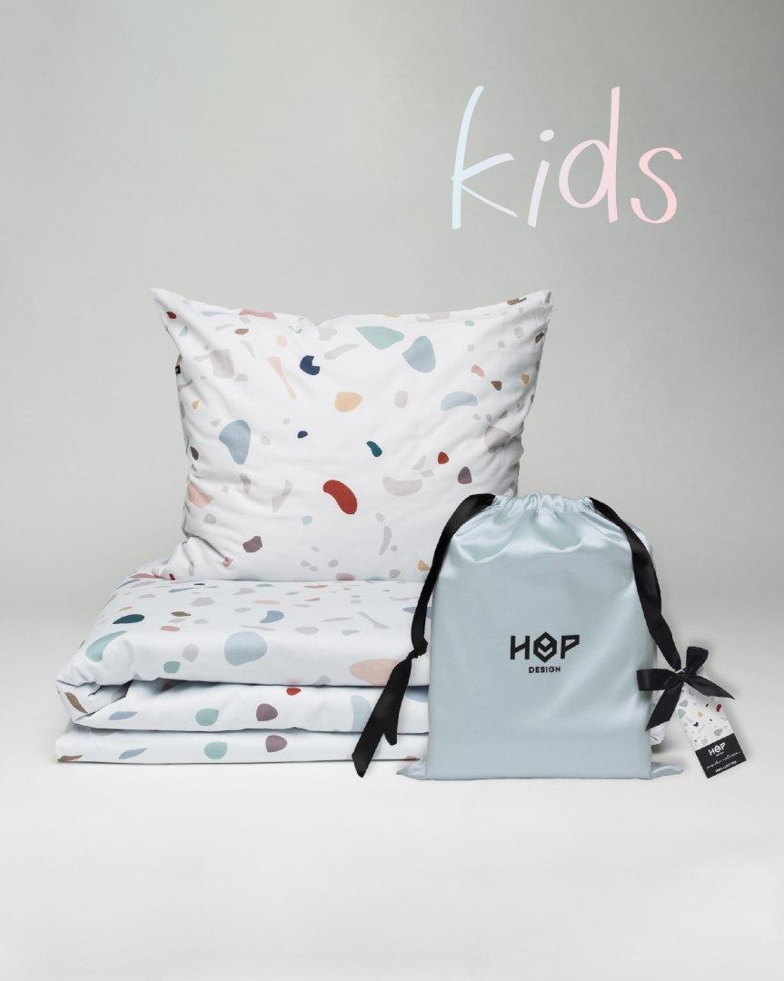 Pościel-dla-dzieci-TERRAZZO-HOP-Design