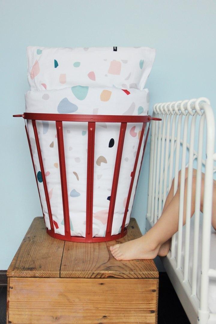Kolorowa Pościel-dla-dzieci-TERRAZZO-HOP-Design