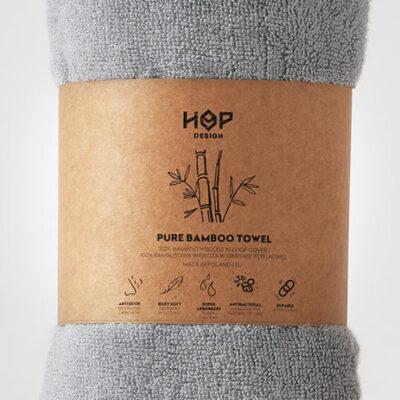 ręcznik bambusowy -opakowanie